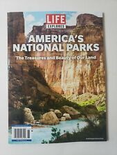 Life Magazine Explores August 2021 America's National Parks, Grand Canyon