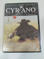 CYRANO DE BERGERAC DVD GERARD DE PARDIEU ESPAÑOL FRANCAIS NEW NUEVA
