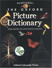 The Oxford Picture Dictionary: Monolingual Edition