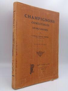 G. Herter : Champignons comestibles  1951