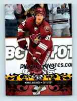 2008-09 Upper Deck Young Guns Mikkel Boedker RC . #237