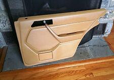 Mercedes W124 300e Passengers rear door panel    - *** WILL SHIP ***