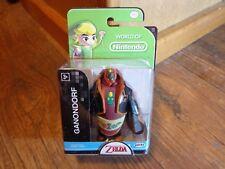 "2016 Jakks Pacific-World Of Nintendo Zelda-3"" Ganondorf Mini Figure (New)"