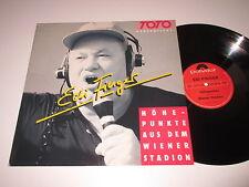 LP/EDI FINGER/TOTO PRÄSENTIERT/HÖHEPUNKTE AUS DEM WIENER STADION/Polydor 831342.
