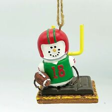 The Original S'mores Football Player Ornament Midwest