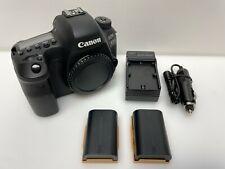 READ - Canon EOS 6D Mark II 26.2MP Digital SLR Camera - Black (Body Only)