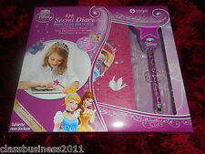 DISNEY PRINCESS JOURNAL INTIME POUR TABLETTE Baguette Magique + Application