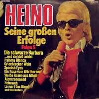 Heino Seine Großen Erfolge 5 LP Comp Vinyl Schallplatte 89218