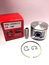 HUSQVARNA 371, 371XP, 372 372XP PISTON & RING, 50MM, # 503841871, 1 RING PISTON