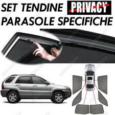 Kia Sportage 5dr 2010-15 UV CAR SHADE WINDOW SUN BLINDS PRIVACY GLASS TINT BLACK