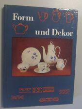 Forma e decoro ~ DDR porz ELAN ~ 99 immagini ~ molto bella libro specializzato