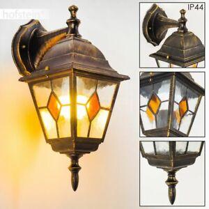 Outdoor Wall Lanterns Vintage Garden Patio Light Classic Retro Lamps New 162967