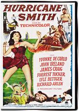 Hurricane Smith 1952 DVD - Yvonne De Carlo, John Ireland, Forrest Tucker