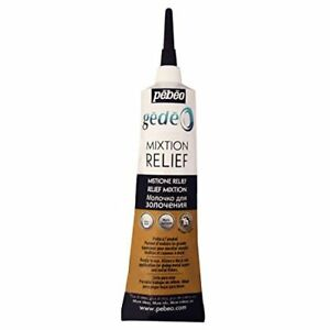 PEBEO 766545 GEDEO 37ML MIXTION RELIEF GILDING PASTE