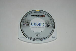 Madden 2006 Sony Playstation PSP Video Game Disc Only