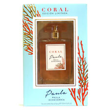 CORAL de PAULA ECHEVARRIA - Colonia / Perfume EDT 100 mL - Mujer / Woman / Her