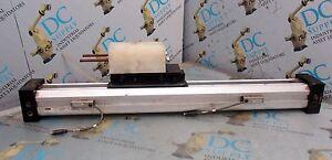PARKER 40 CFRCTUSC 13.500 STROKE 115 PSI RODLESS CYLINDER
