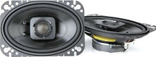 "POLK AUDIO DB462 4X6"" 150W 2-WAY CAR/MARINE/BOAT COAXIAL SPEAKERS STEREO BLACK"