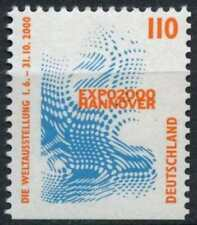 Germany 1995-8 SG#2658, 110pf Tourist Sights Bottom Imperf MNH #E5400