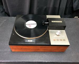 Vintage Marantz SLT 12U Linear tracking turntable 1960s W/ ADC XLM Cartridge