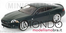 JAGUAR XK COUPE' 2006 VERDE GREEN LHD 1/18 MINICHAMPS 150130500