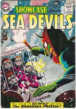 SHOWCASE 28 starring Sea Devils