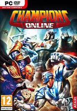 Champions Online PC IT IMPORT ATARI