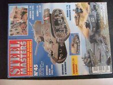**au Revue Steel Masters n°45 Kangaroo / RICM 1943 1944 / Jagdtiger