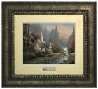 Thomas Kinkade The Forest Chapel Prestige Home Collection