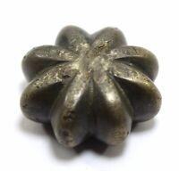 Antique Rare Genuine Bronze Handmade Opium Scale Weight collectible. G15-160 US