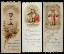 lotto santini-holy cards lot-lot images pieuses-konvolut heiligenbildichen 2161