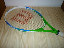 Kinder Tennissschläger 58 cm-Kindergröße 120-130cm,Wilson, US Open E2,mehrfarbig
