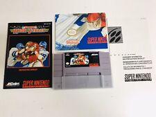 Super High Impact Football (Super Nintendo Entertainment System, 1993) Mint
