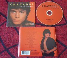 CHAYANNE **Sangre Latina - Sus Primeras Grabaciones** VERY SCARCE 1999 Spain CD