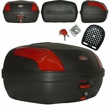A-pro Top Case caja 46 LT Universal Quick Rlease Motorcycle scooter Luggage