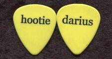 HOOTIE AND BLOWFISH 2004 Tour Guitar Pick!!! DARIUS RUCKER custom concert stage