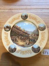Seltmann Weiden Collectors Plate JAHRESTELLER WEINLESE1990 Wine Making