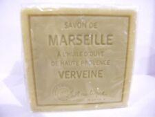 LOTHANTIQUE véritable SAVON DE MARSEILLE huile d'olive & beurre karité VERVEINE
