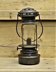 Antique Dietz Sport Skater's Lantern Made In USA