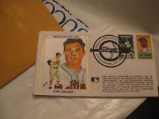 1996 First Day Envelope  Earl Weaver  HOF Induction Day