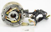 Sachs ZX ZZ 125 ´02 - Lichtmaschine Generator Polrad Rotor Freilauf
