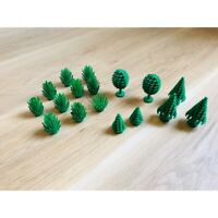LEGO PARTS - Tree Pine Small  - Plant Prickly Bush - Tree Fruit