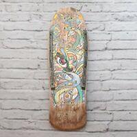 Vintage Santa Cruz Christian Hosoi Picasso Skateboard Deck Skate