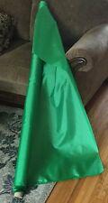 Nylon Flag Fabric GREEN 100% Dupont Nylon By The Yard