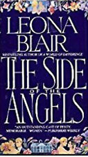 The Side of the Angels by Leona Blair (1992, Hardcover) - FREE SHIPPING!