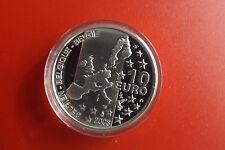 Belgien 10 Euro Silber PP 2003 * Georges Simenon  (Kof 2)