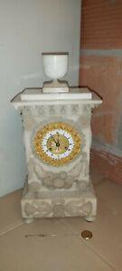 Pendule Horloge Époque Empire- Carillon Comtoise Foret Noire Cartel