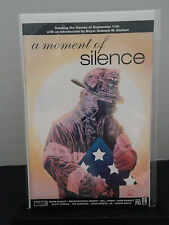 Moment of Silence # 1 9 / 11 Tribute September 11th Kevin Smith  Bendis Quesada