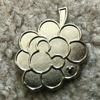 ULTRA RARE Artist Proof AP Grape Chaser Silver Pin Hidden Mickey CM Fruit