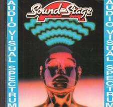Sound Stage(CD Album)Audio Visual Spectrum-New
